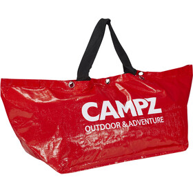 CAMPZ Adventure Bag, red